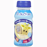 Abbott 58052 PediaSure-Banana-24/Case