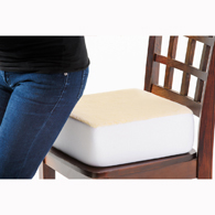 CareActive 0209-0-CRM Rise with Ease Cushion