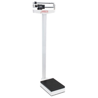 Detecto 437 400 lb Capacity Eye Level Physician Beam Scale