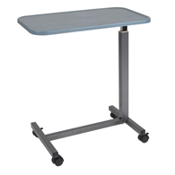 Drive Medical 13069 Plastic Top Overbed Table