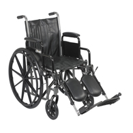 Drive Medical Silver Sport 2 Wheelchair