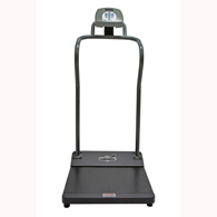 Health o meter 3001KG Assembled Antimicrobial Platform Scale-KG Only
