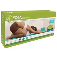 Gaiam 05-53724 Yoga Beginners Kit
