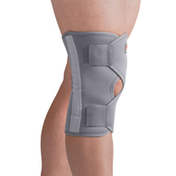 Swede-O 6453 Thermal Vent Open Knee Wrap Stablilizer